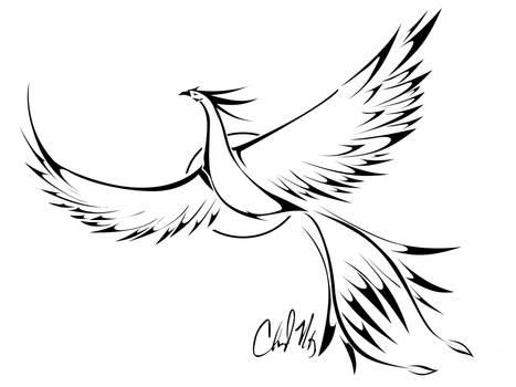 Phoenix Sun Tattoo