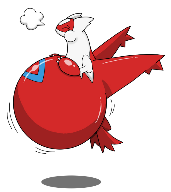 Latias Balloon By TheGuyNoOneRemembers On DeviantArt