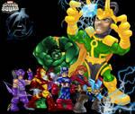 Super Hero Squad Avengers