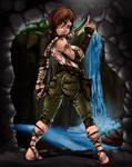 Lara Croft Tomb Raider .:REBORN:.