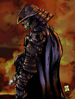 Samurai Vader by bigMdesign