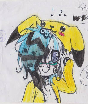 Pikachu's cloth