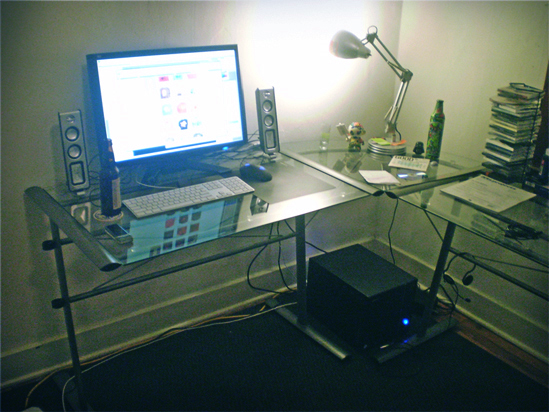 Workstation by zulu-eos