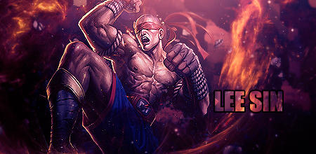 Lee Sin Signature Tag