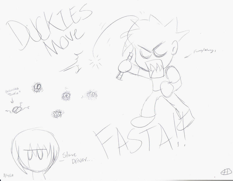 DUCKIES MOVE FASTA by SonicHearts
