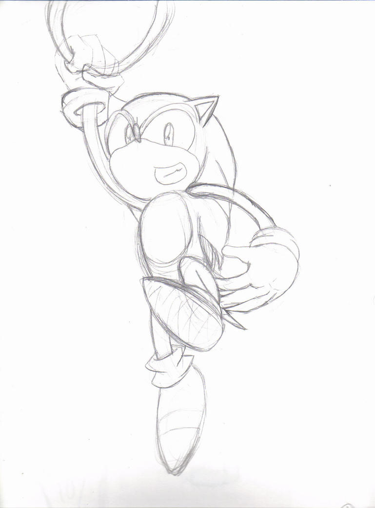 .:SKETCH:. Power Ring by SonicHearts