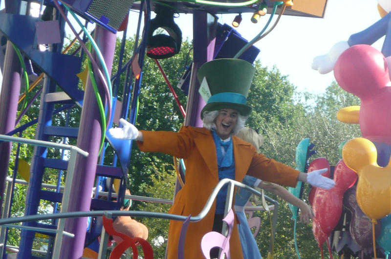 CELEBRATE Mad Hatter by SonicHearts