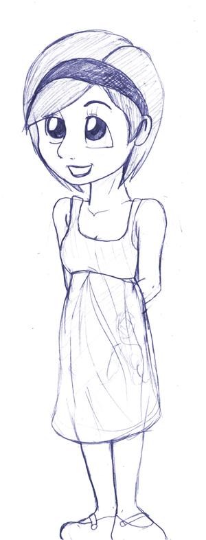 Sun Dress by SonicHearts