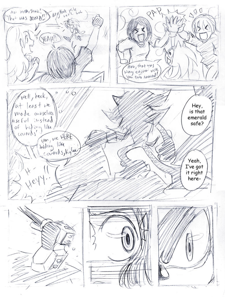 When Dreamers Collide - pg43 by SonicHearts