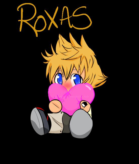 Roxas Chibi by SonicHearts