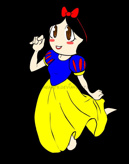 Snow White Chibi by SonicHearts