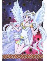 Sailor Cosmos by KaoriKonran