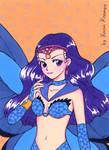 Sailor Heavy Metal Papillon (Sailor Moon - manga) by KaoriKonran