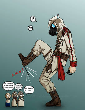WW2 Assassin's Creed