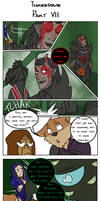 Skyrim - Threesome 7/7 by Doku-Sama