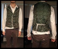 Jacob Frye waistcoat by TimeyWimey-007