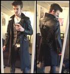 Assassin's Creed Jacob Frye cosplay coat 2.0