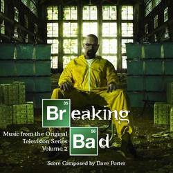 Breaking Bad soundtrack album cover volume 2 by TimeyWimey-007