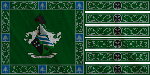 Fraztovia - Emperor's personal flag by Fraztov