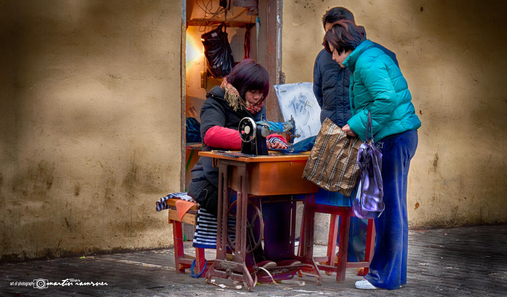Street Work by artofphotograhy