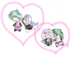 BBRae Chibis by Chisou