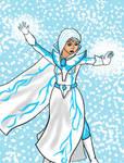 Freya, Queen of Ice
