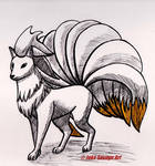 Ninetails by Fires-storm