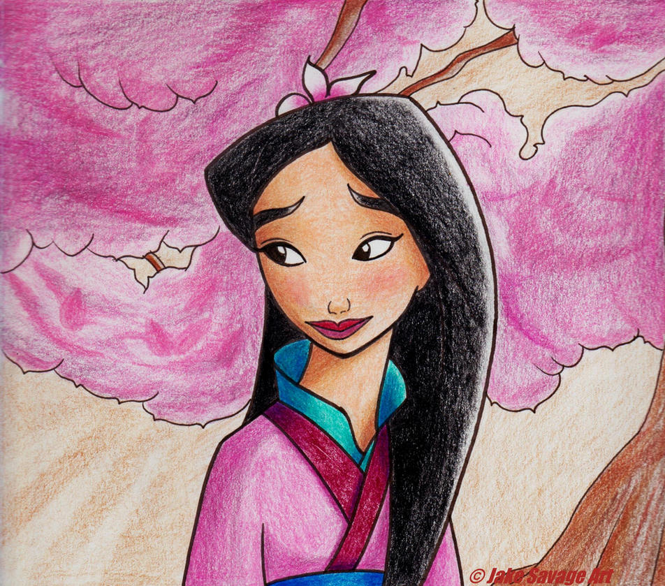 Mulan by Fires-storm