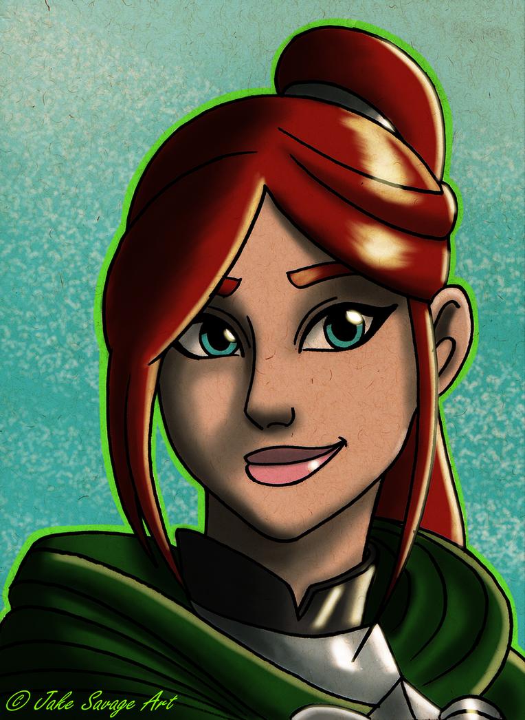 Cassie by Fires-storm