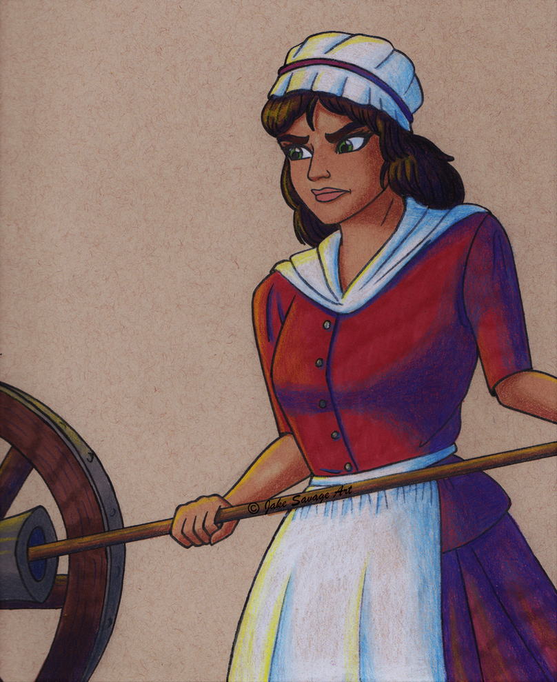 american heroines molly pitcher by fires storm on deviantart