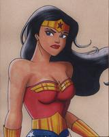 Wonder Woman june 2018 by Fires-storm