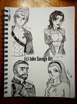 Daily Sketches 9 by Fires-storm