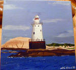 Sakkonnet Point Lighthouse
