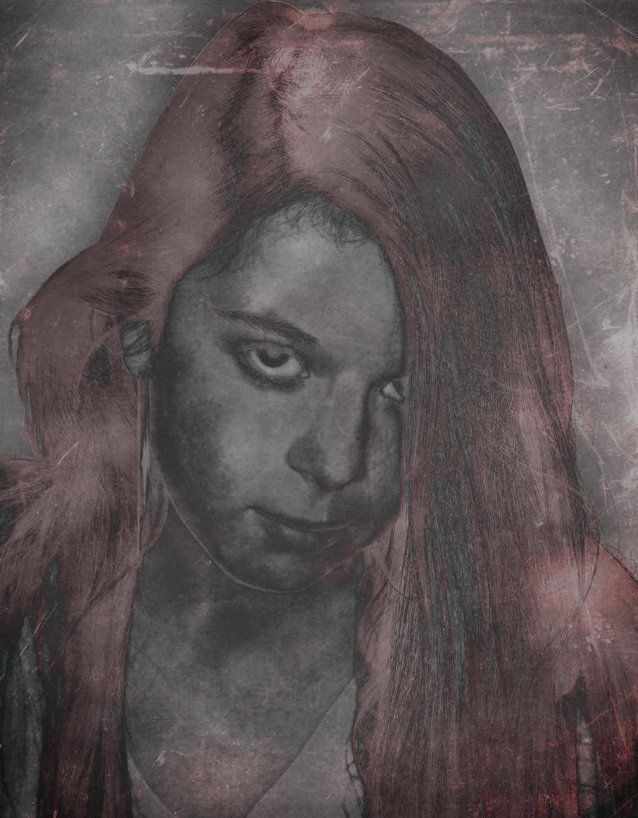 Portrait by Muttlyn