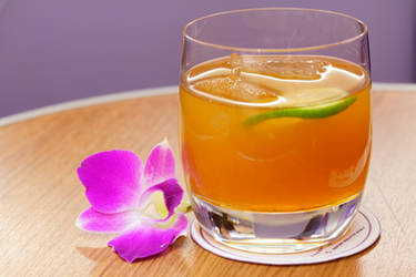 Thai Tamarind Iced Tea by josephacheng