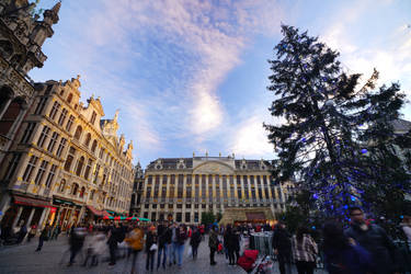 Grand Place by josephacheng