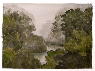 WWM 22 - Rainforest by jointshadow
