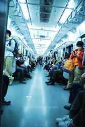 Japan subway by Ay4nami-R3i