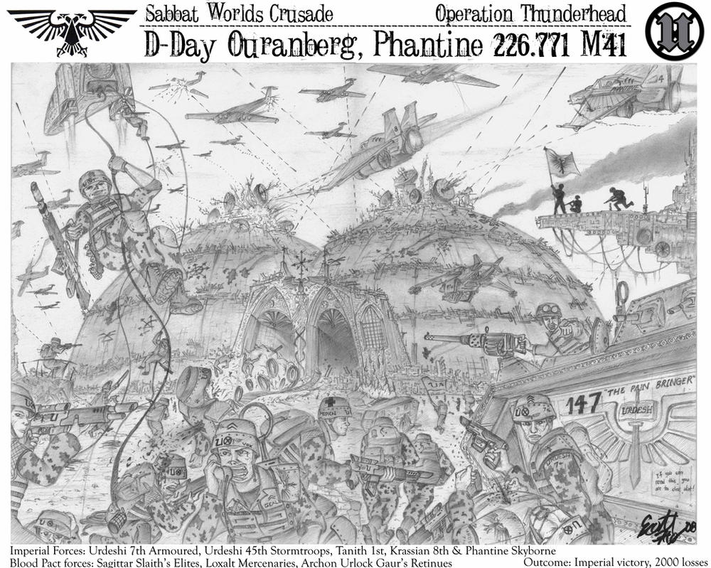 D-Day Ouranberg by jeenhoong