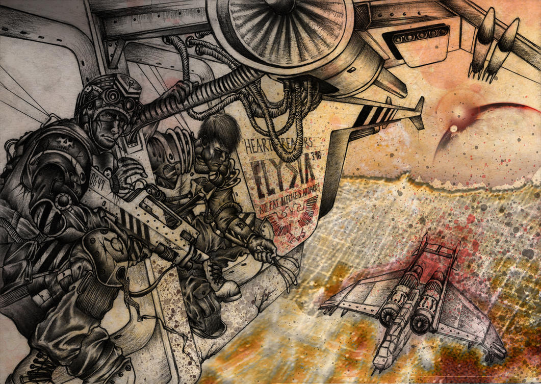 His first command by jeenhoong