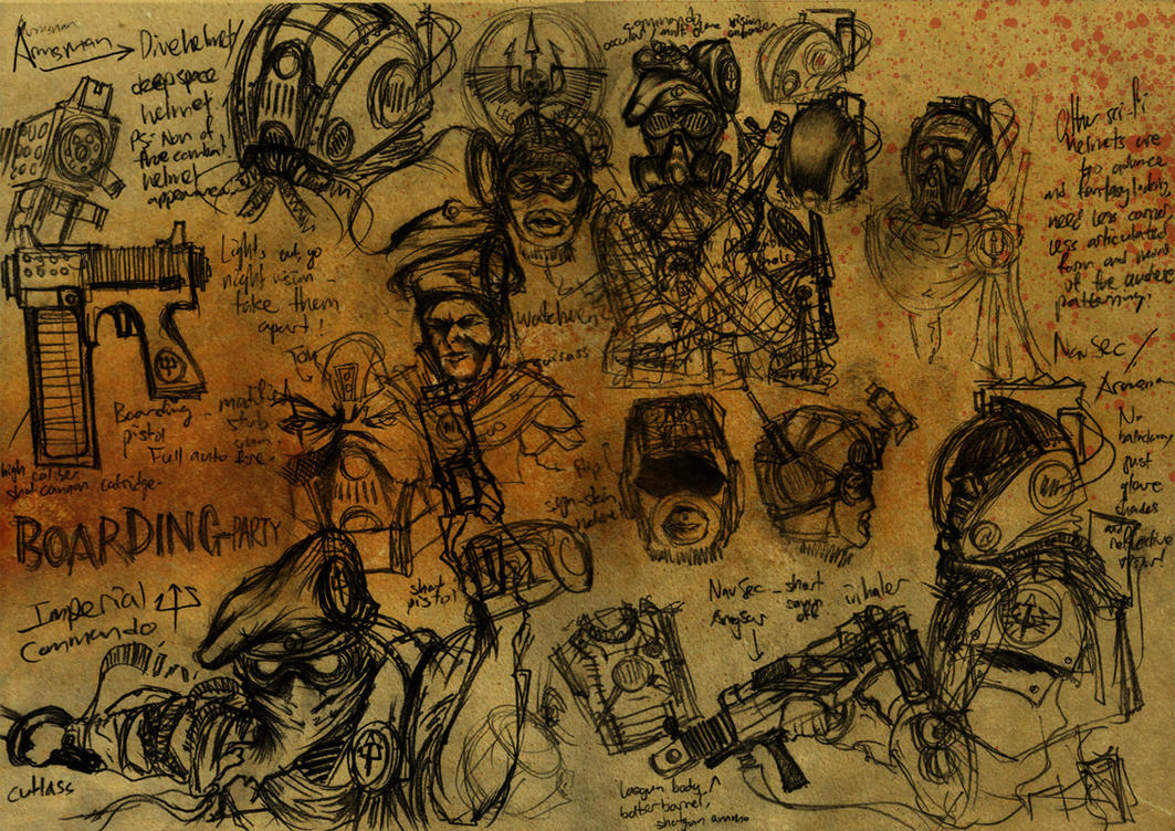 sketch dump 05 by jeenhoong