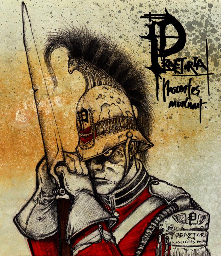 Praetorian Life Guard by jeenhoong
