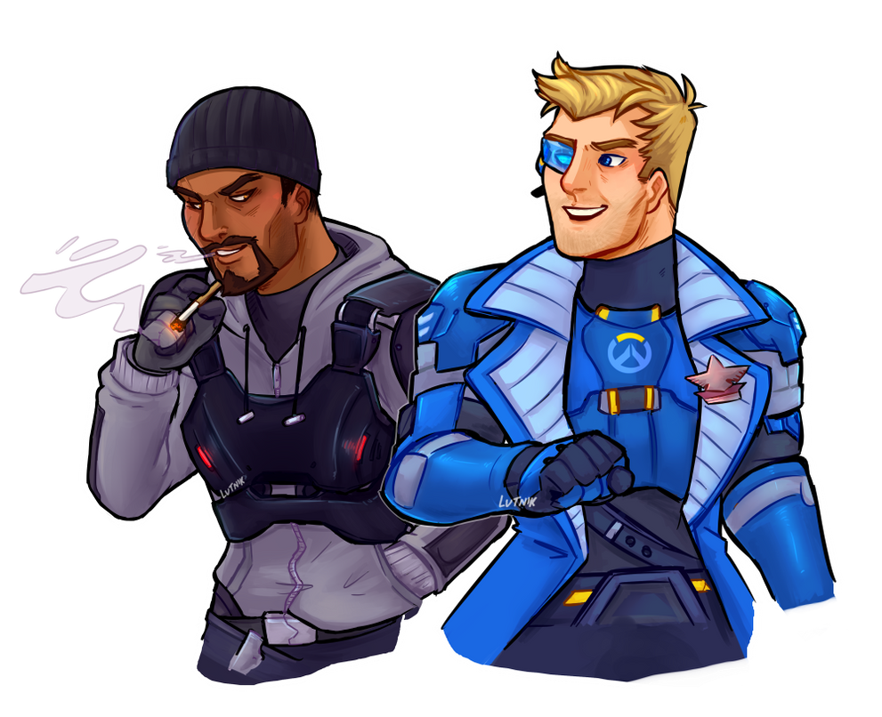 Overwatch Dont Worry Loves Cavalrys Here Idea