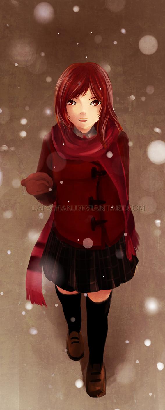 Snow by Lap-chan