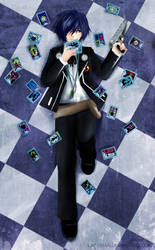 Persona 3: Wild Card by Lap-chan