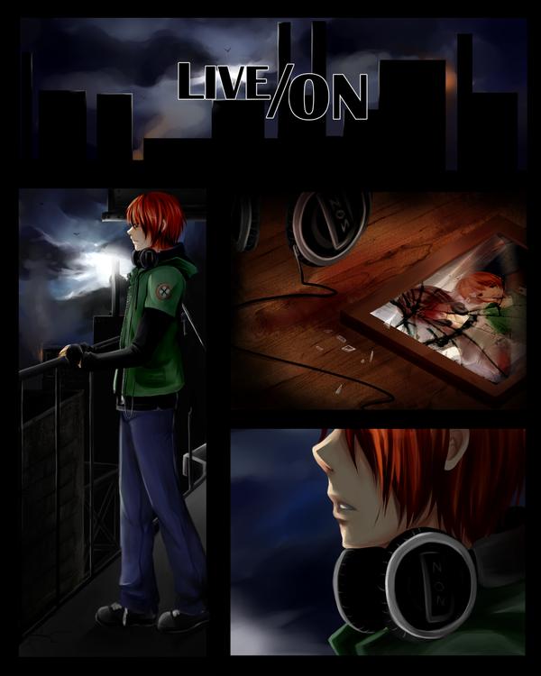 + LiveON + by Lap-chan