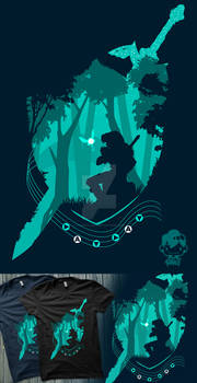 Song of time tee
