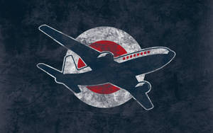 Vintage Plane by MrEsh