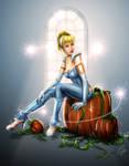 Cinderella: Kicker of Glass