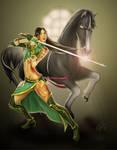 Mulan: Dynasty Warrior